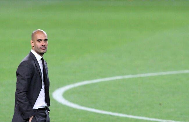 Le Bayern Munich négocie avec Guardiola pour 2013