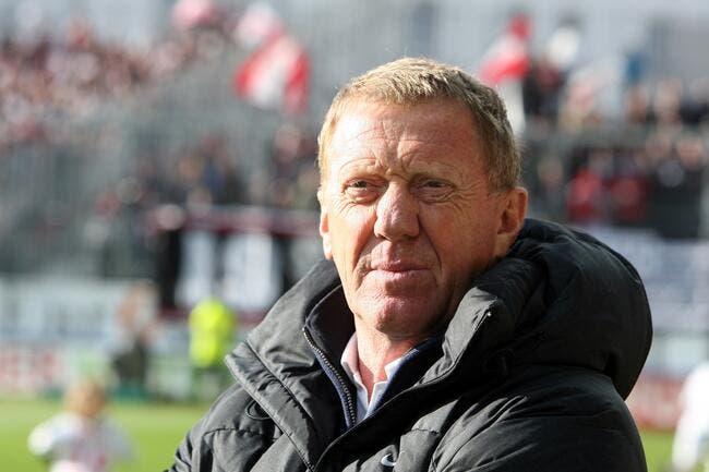 Alex Dupont nouveau coach d'Ajaccio
