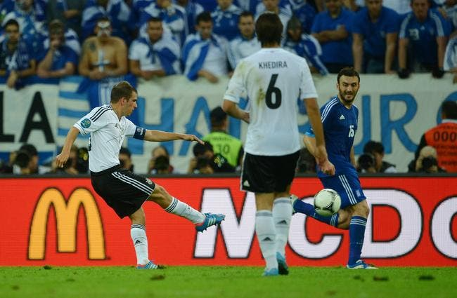 L'Allemagne sort la Grèce de l'Euro