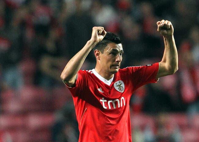 Le PSG négocie avec Benfica pour s'offrir un attaquant international