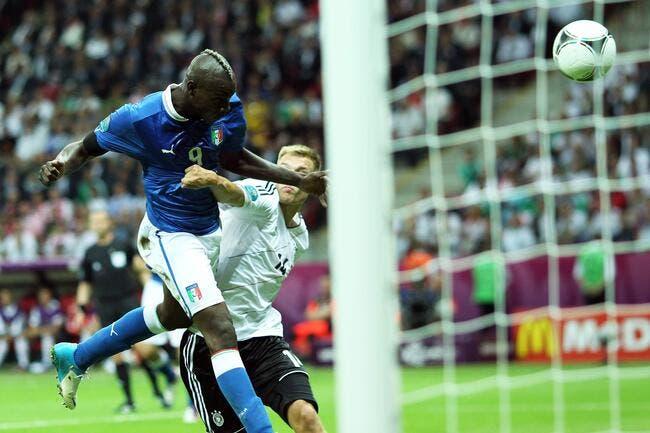 Le coup parfait de l'Italie