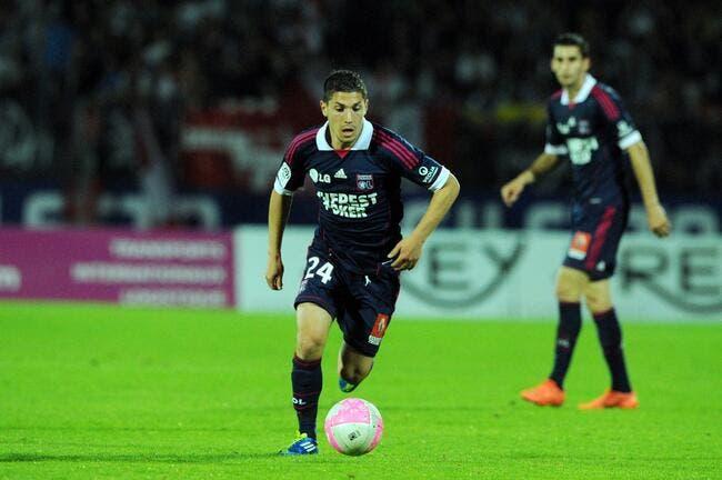 Jérémy Pied envisage de quitter l'OL pour Sochaux ?