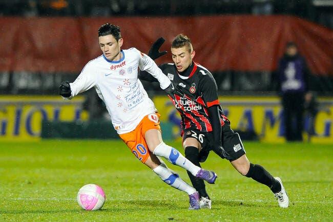 Officiel : Mounier quitte Nice pour Montpellier
