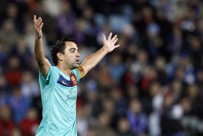 L'agent de Xavi met fin à la rumeur PSG