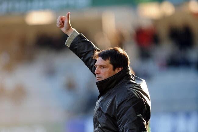 Fournier refuse de fliquer les joueurs d'Auxerre à la Guy Roux