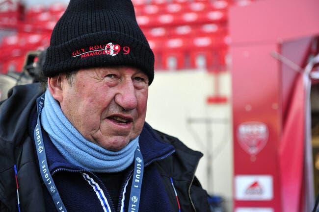 Guy Roux ne postule surtout pas au poste d'entraîneur d'Auxerre