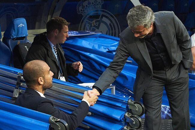 Le bras de fer Guardiola-Mourinho lancé pour reprendre Chelsea ?