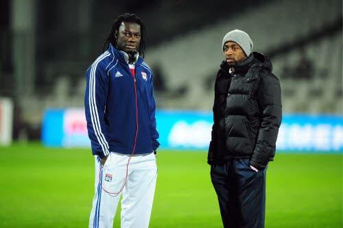 Govou inquiet pour son Olympique Lyonnais