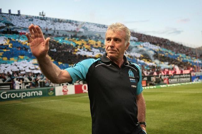 L'OM en quête d'un nouvel entraîneur pour la saison prochaine?