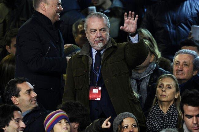 Le président de Naples ne voit pas pourquoi Hamsik irait au PSG au mercato