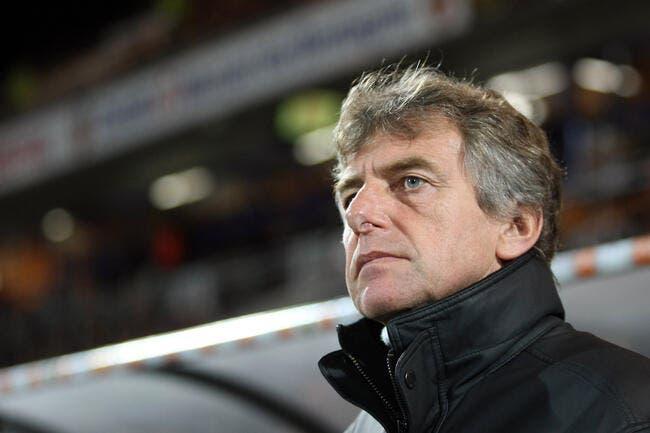 Gourcuff attend « davantage de maitrise » à Lorient