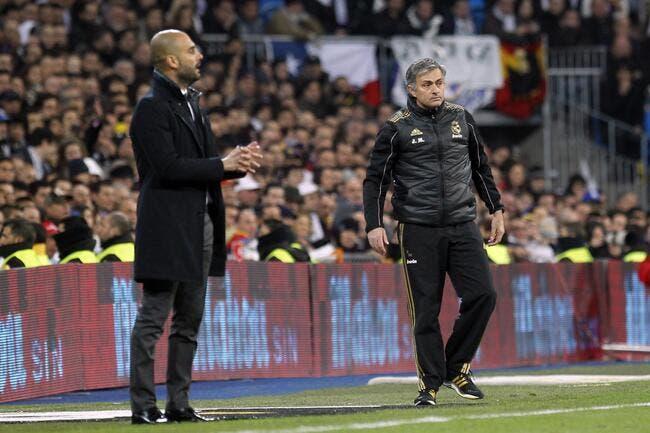 Mourinho-Guardiola : la guerre des mots continue