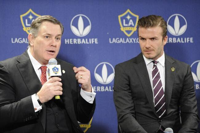 Si Beckham n'est pas venu au PSG, c'est à cause... de la langue française