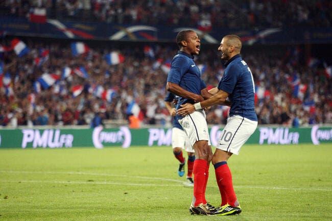 Loïc Rémy se voit encore loin de Karim Benzema