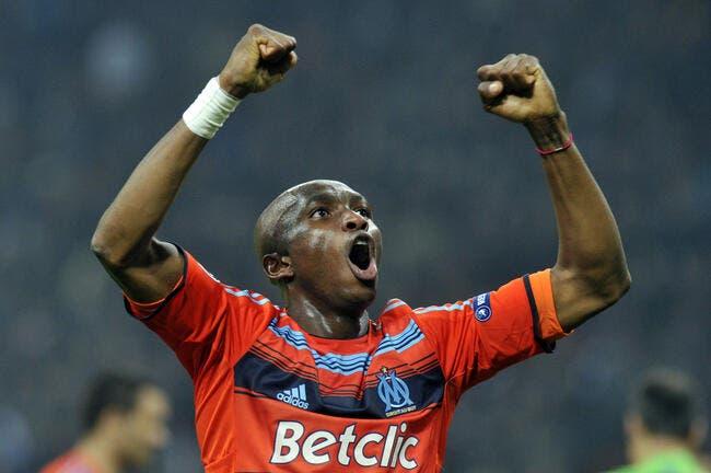 Mbia annonce le réveil de l'OM en Ligue 1