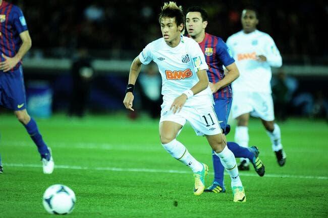 Neymar envoie promener le Real, Barcelone et le PSG
