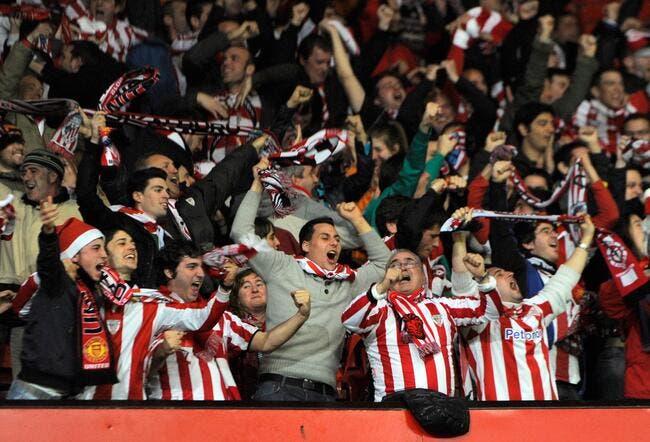 Bilbao sort Manchester United de l'Europa League