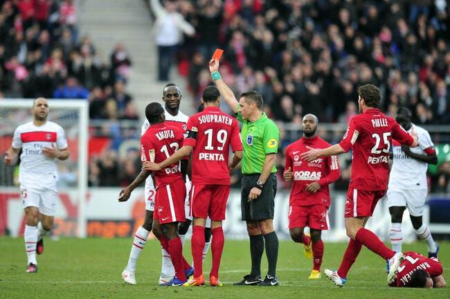 Sissoko suspendu deux matchs
