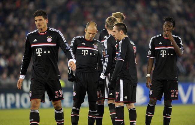 Le Bayern a aussi ses faiblesses pour Stéphan