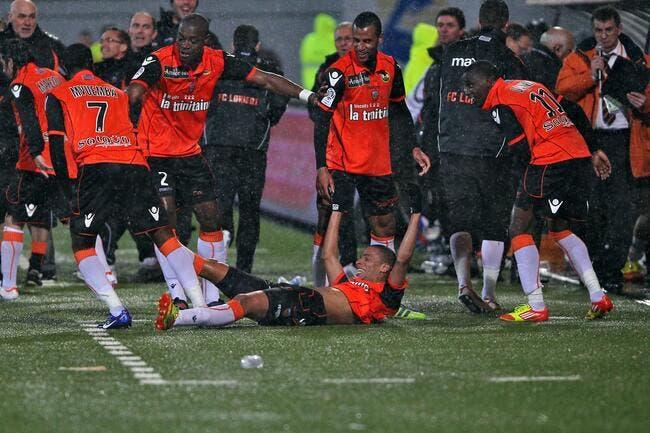 Lorient n'a pas de quoi faire la fine bouche