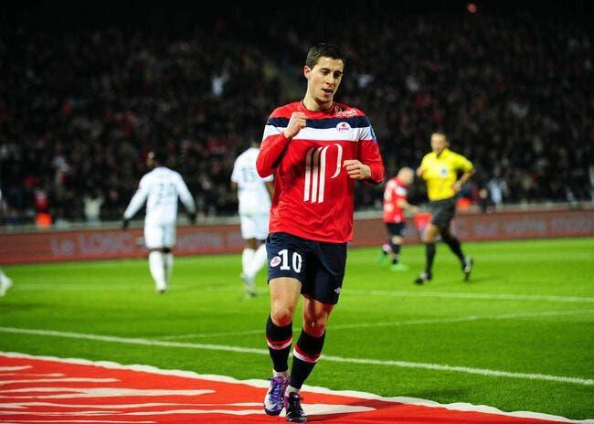 Hazard veut faire un beau cadeau à Lille avant de partir
