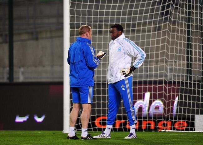 Mandanda quittera t-il l'OM pour la Premier League ?