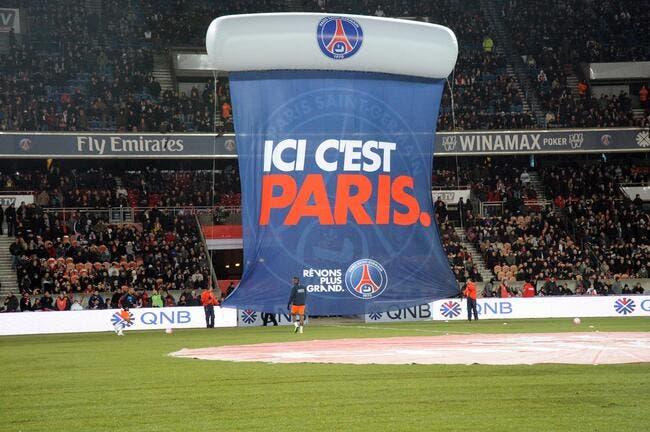 Le Parc des Princes ne sera pas détruit prévient Paris