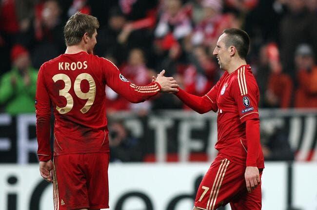 Vidéo : Ribéry imbattable à pierre-feuille-ciseaux avec le Bayern