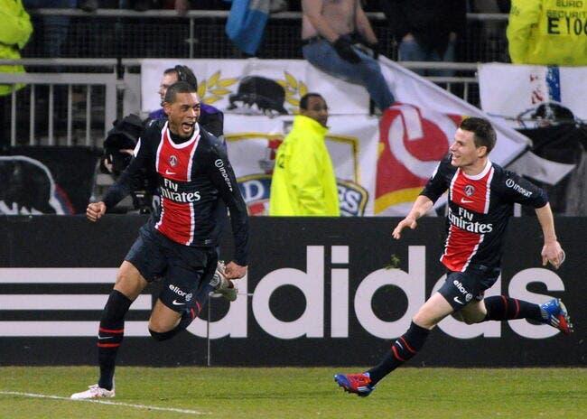 Hoarau attend que Gameiro fasse vibrer le PSG