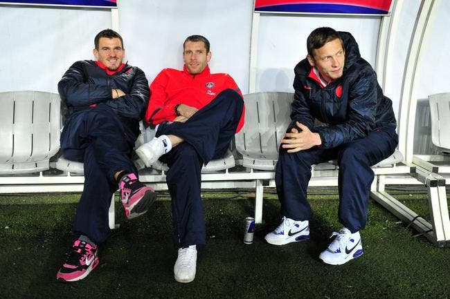 Sylvain Armand digère mal sa place sur le banc du PSG