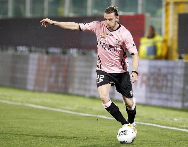 Pour Balzaretti, c'est le PSG ou Palerme