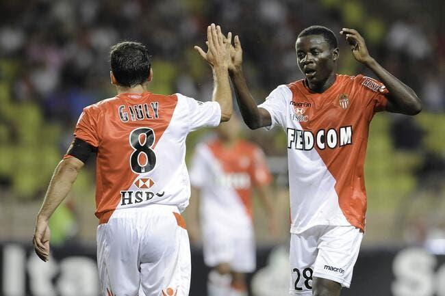 Bastia perd du terrain, Monaco se rassure