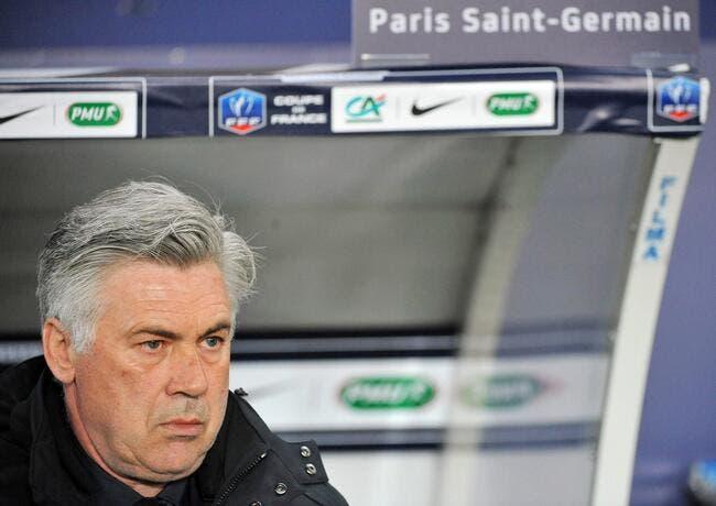 Ancelotti « tâtonne un peu » au PSG selon Gillot