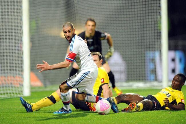 Sochaux a pris un grand coup derrière la tête