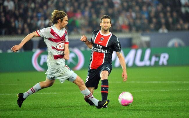 Le PSG tourne au ralenti contre Bordeaux