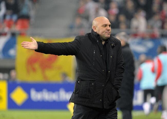 Antonetti pousse un nouveau coup de gueule retentissant au Stade Rennais