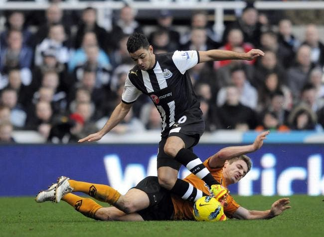 Le manager de Newcastle envoie Ben Arfa chez les Bleus