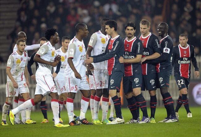 Le PSG reste la crème de la Ligue 1 pour Nancy