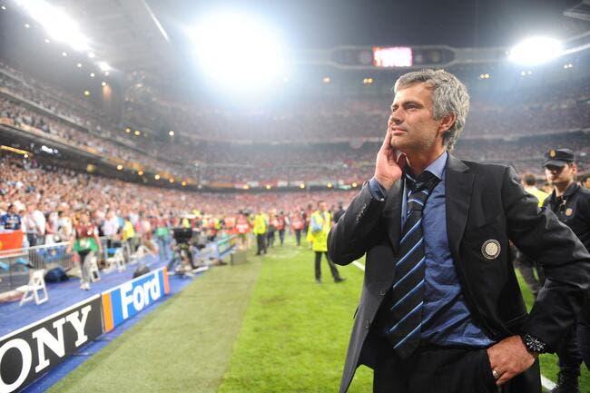 Mourinho envisage un retour à l'Inter après Madrid