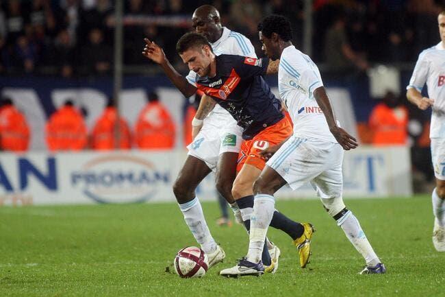 L'OM pense à Giroud si Rémy devait partir
