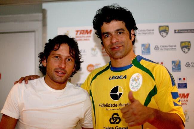 Raï envoie Leonardo au Brésil après son expérience au PSG