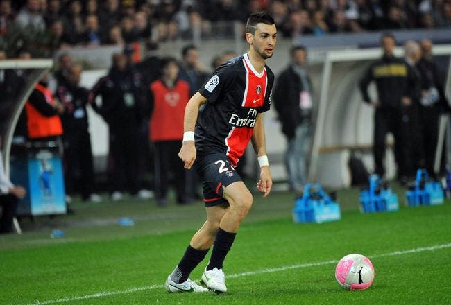 Ancelotti aime bien mais châtie bien Javier Pastore !