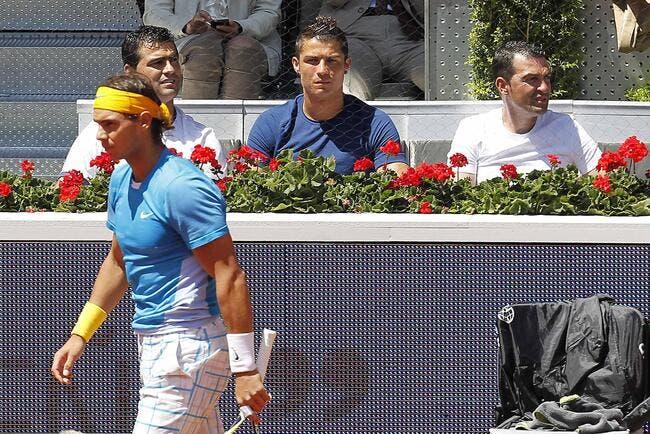 Vidéo : Cristiano Ronaldo contre Nadal, l'incroyable pub signée Nike