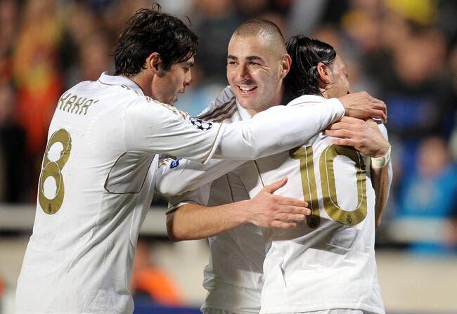 Vidéo : Benzema marque un but chef d'oeuvre avec le Real contre Osasuna