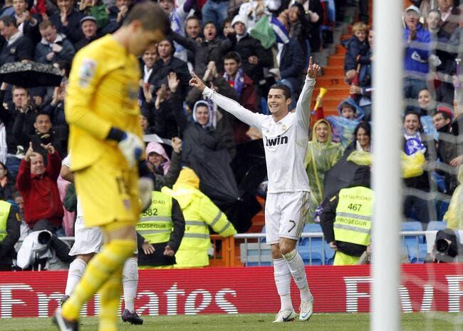 Cristiano Ronaldo ravi de compléter son palmarès avec le Real