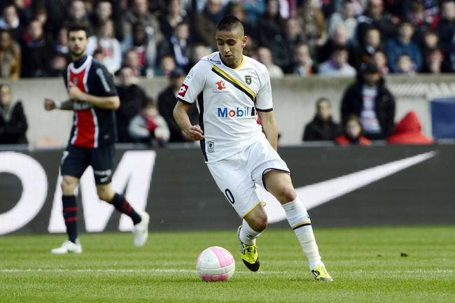 Signer au PSG, à l'OM ou à l'OL, Boudebouz n'a peur de rien