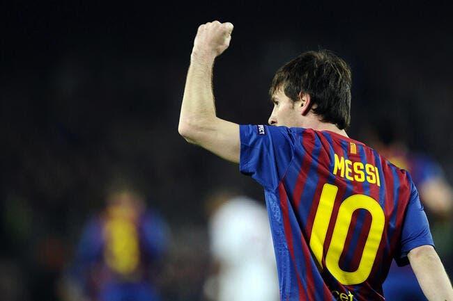 Messi atteint les 50 buts et le Real Madrid rêve des 100 points !