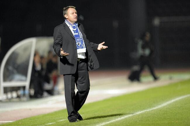 L'entraîneur de Bastia fait un beau score en Corse...aux présidentielles !