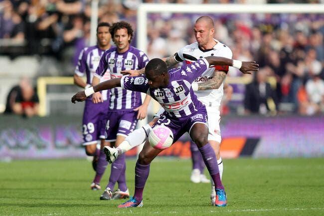 Toulouse n'a toujours pas trouvé la recette pour l'Europa League