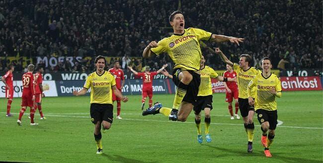 Dortmund lamine le Bayern Munich en finale de la Coupe d'Allemagne